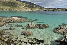 Harris beaches rival even those of the Caribbean